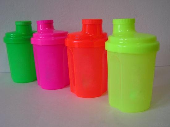 Plastic Shaker Plastic Protein Bottle Plastic Water Bottle