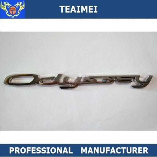 1 pc Custom Chrome PASSAT Trunk Rear Nameplate Badge Emblem logo Lettering