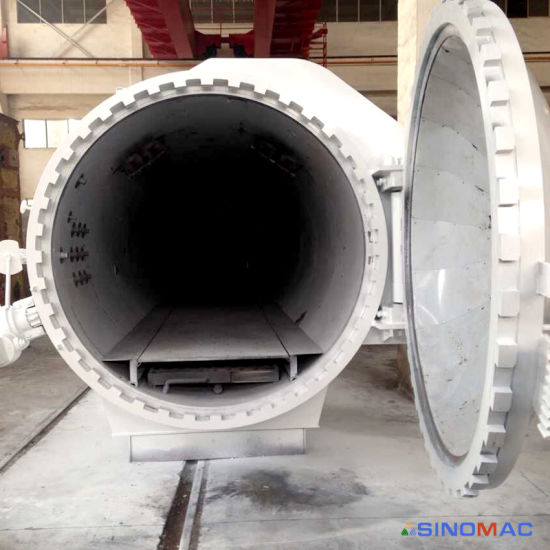 1500X6000mm CE Approved Industrial Fiberglass Curing Reactor (SN-CGF1560) pictures & photos
