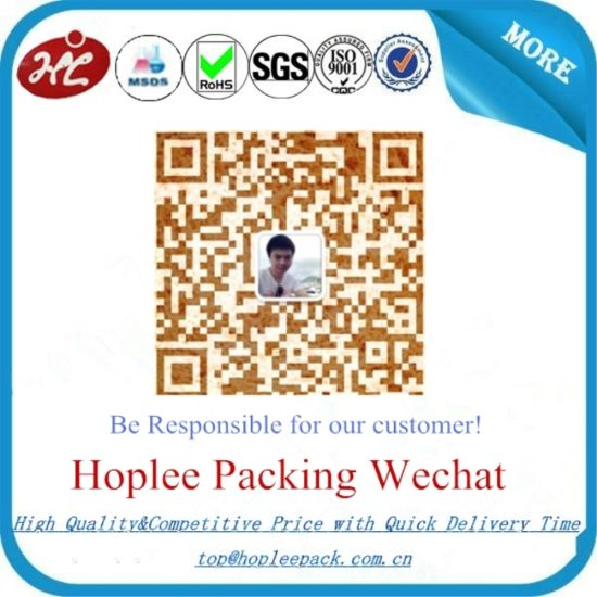 Hoplee Packing Stretch Film Hand Roll Mini Stretch Wrap pictures & photos