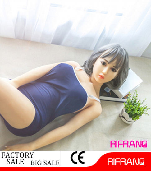 158cm Adult Sex Doll Silicone Realistic Love Doll pictures & photos