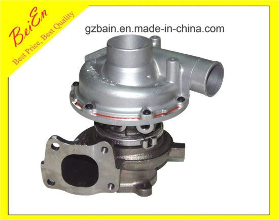 China Isuzu Excavator Engine Part Original Turbocharger for (ZAX450