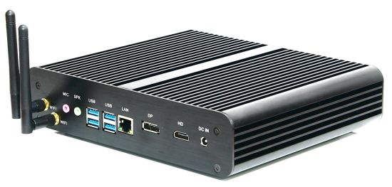 Intel The Seventh Generation I7 Mini PC (JFTC7500U) pictures & photos