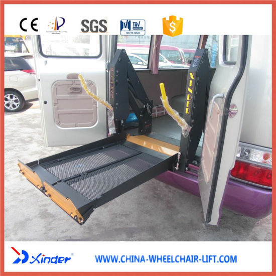 china wl d series dual hydraulic wheelchair lift for vans china