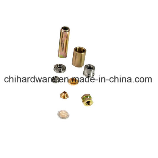 CNC Lathe Processed Parts, CNC Machining Parts, Turning and Milling pictures & photos