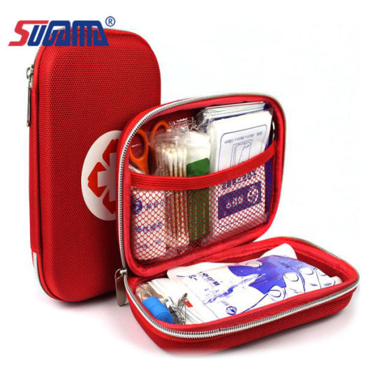 Car and Travel Wound Care First Aid Kit with Private Label FDA