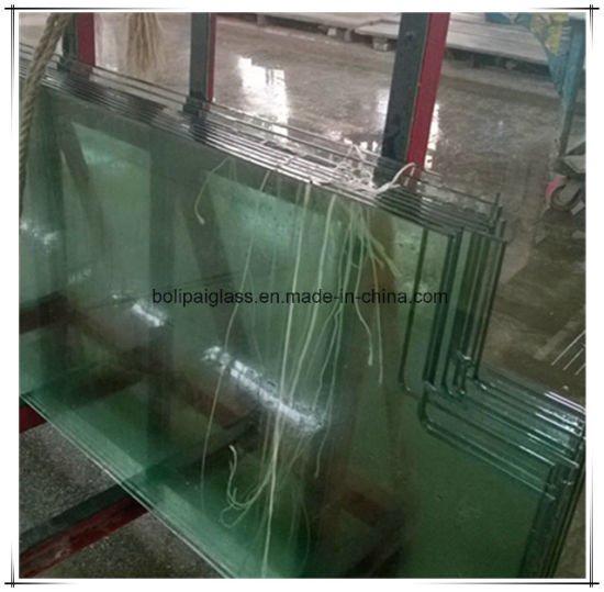 3-25mm Common Clear/Ultra Clear/Laminated/Colored/Flat/Curved Tempered Glass pictures & photos