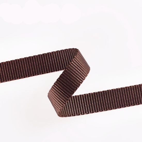 Strong Patterned Dacron Nylon Cotton Belt Webbing For Chair