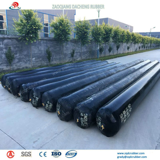 Pneumatic Rubber Airbag for Making Concrete Culvert