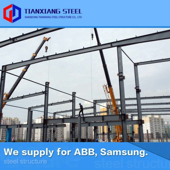 Industrial Field Used Save Maintainance Cost Metal Buildins