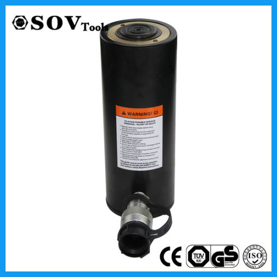 50ton Small Single Acting Hydrauilc Cylinder pictures & photos