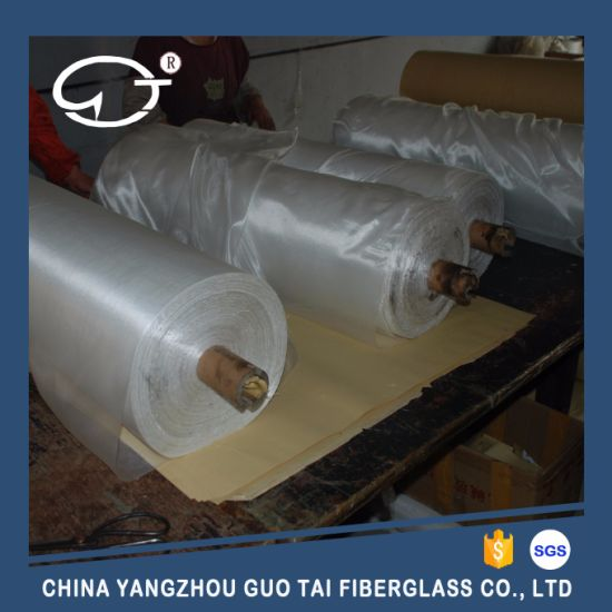 Electrical Insulation Fiberglass Mica Cloth pictures & photos