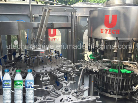 Automatic Drinking Mineral Water Filling Line/Water Bottling Line pictures & photos