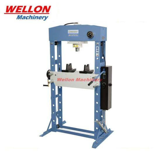 Manual Type Hydraulic Press Machine (HP-40q / HP-50q / HP-63q / HP-75q / HP-100q)
