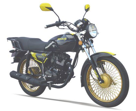 125cc/150cc Cg Alloy/Spoke Wheel Good Price Quality Motorbike (SL150-B3)