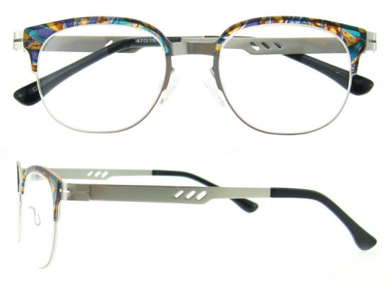 Latest Optical Frames Fashion Custom Cheap Eyeglass Frames pictures & photos