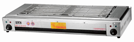 Low Price Commercial Electric BBQ Grill with Temperature Control pictures & photos
