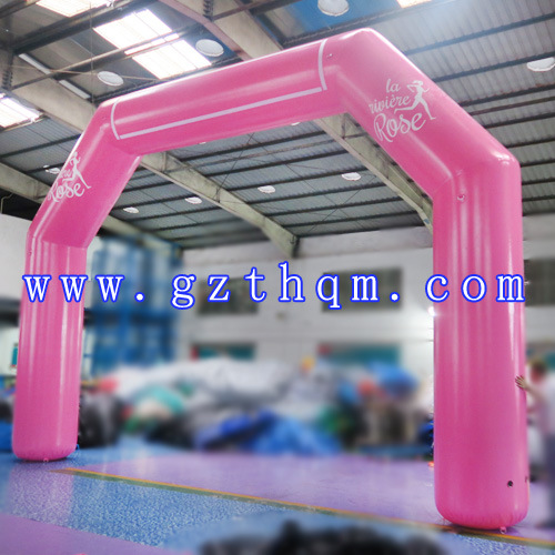Inflatable Finish Line Arch/Commercial Inflatable Arch for Promotional Event pictures & photos