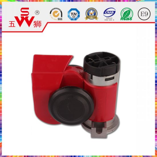 Snail Shape ABS OEM Speaker Horn pictures & photos