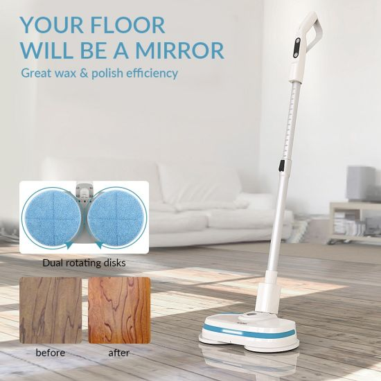 China Electric Mopping Floor Cleaner Flexible Cleaning Appliances