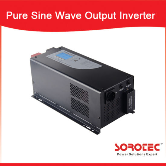 Low Frequency Pure Sine Wave Output Power Supply Inverter Without MPPT Charge Controller pictures & photos