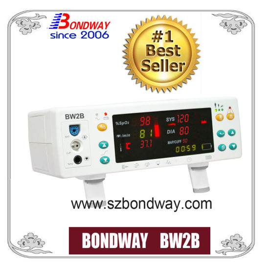 Vital Signs Monitor, Patient Monitor, Patient Monitoring System, Medical Equipment, Bedside Patient Monitoring, ICU Device