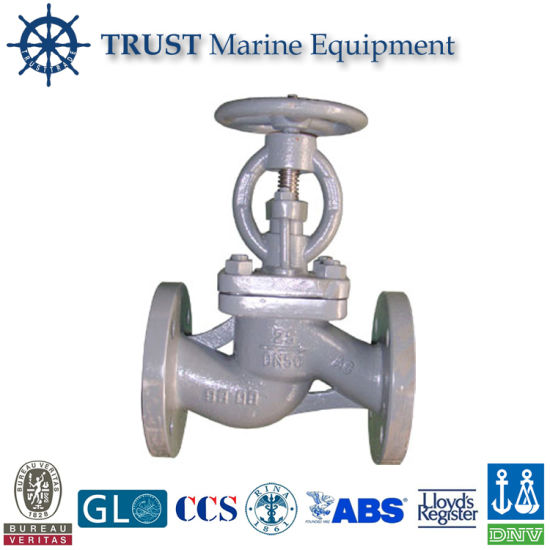 Cast Steel or Stainless Steel Flange Manual Globe Valve pictures & photos