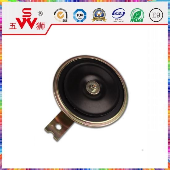 MID Pitch Double Wire Electric Horn for Motorcycle Parts