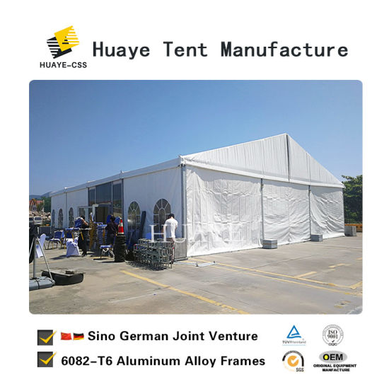 China 15X20 Fancy Party Event Tent with Lights for Sale
