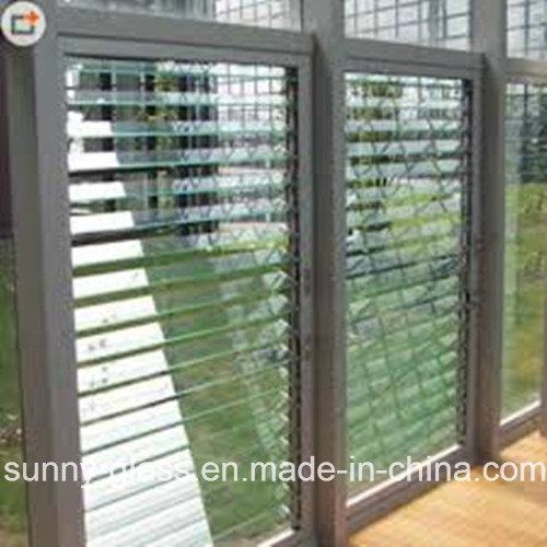 4-6mm Clar Float Glass Louver Glass pictures & photos