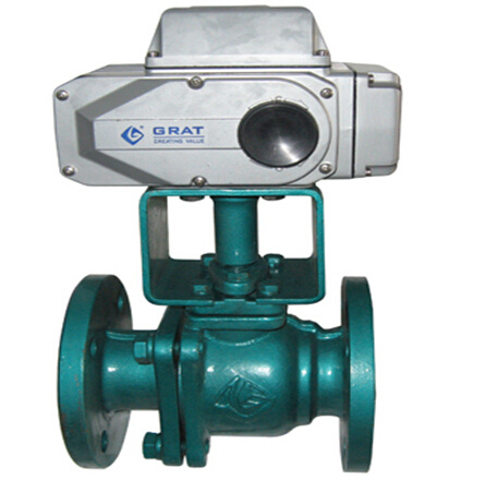 Fluorine Anticorrosive Electric Control Valve pictures & photos