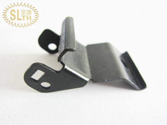 Custom Metal Stamping Products (black oxide)