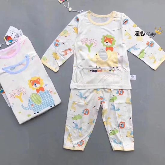 6446e33b14 100% Cotton High Quality Baby Clothes Summer and Autumn Soft Children  Clothing