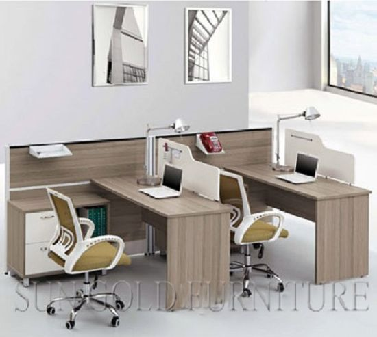 Modular Home Office Furniture Designs Ideas Plans: China American Workstation Designs Modern Space Saving