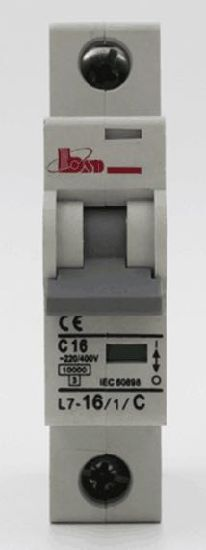 MCB New Model L7 /Mini Circuit Breaker, 6ka, 10ka MCB pictures & photos