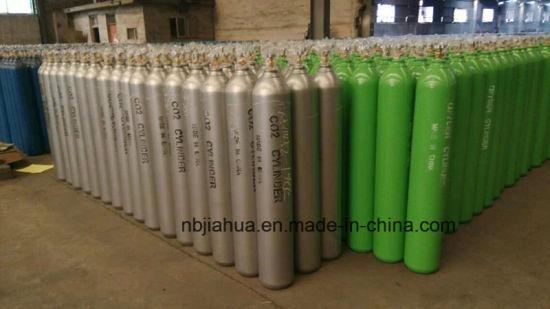 Industrial Oxygen Gas Cylinder GB5099/ISO9809 46 7L 150bar/250bar