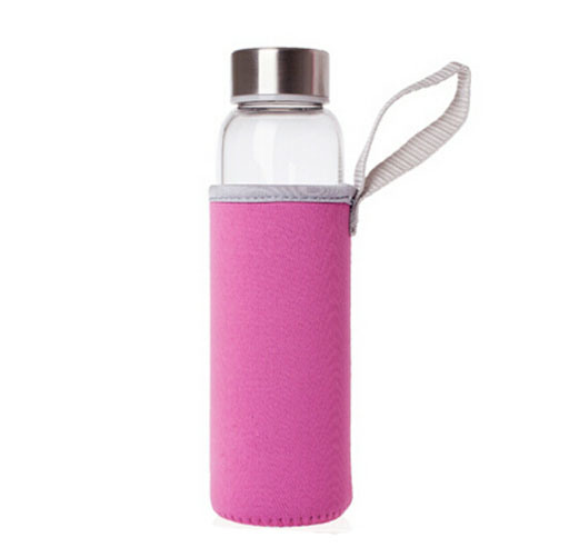 Oriental Infusion Borosilicate Glass Glass Water Bottles for Sale