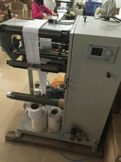 Automatic Label Slitting Machine (FQ-320/420) Interchangeable Shaft pictures & photos
