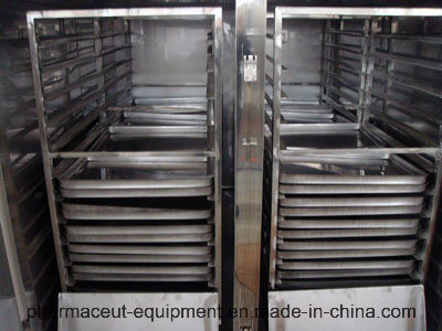 SUS304 Stainless Steel Hot Air Circle Dryer Oven Machine (CT-C-I) Meet with GMP pictures & photos