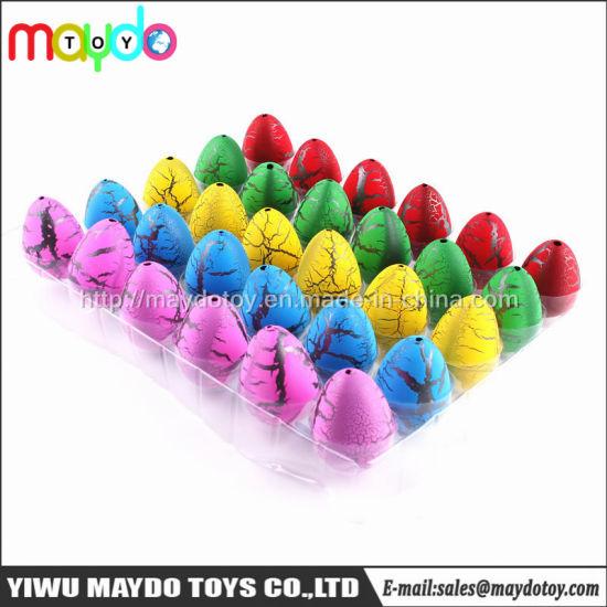 3*5cm Hot Sale Magic Growing Hatching Dinosaur Egg Toys