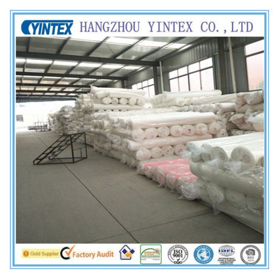 Mnufacturer Thick Polyester Fabric for Mattress Fabric pictures & photos