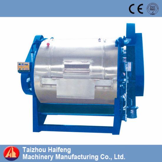 Stainless Steel Horizontal Laundry Washing Machine 300kg (SX300)