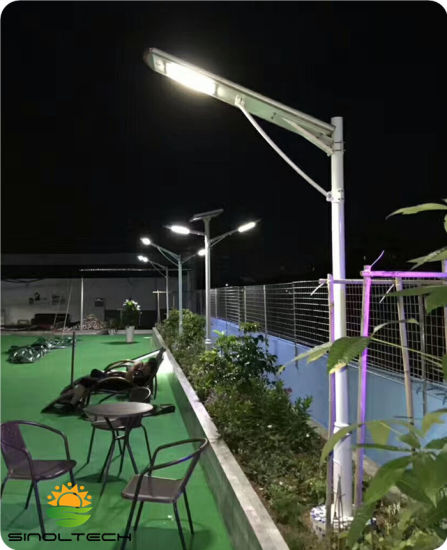 100W All in One Solar LED Street Lights for Highway Lighting (SNSTY-2100) pictures & photos