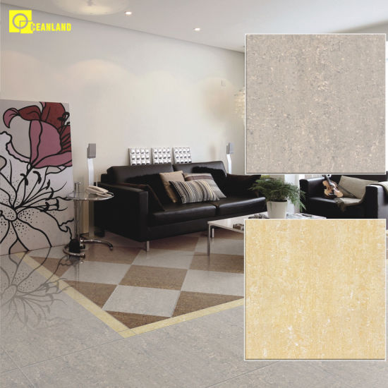 China 60x60 Design Floor Tiles Polished Porcelain For Office China