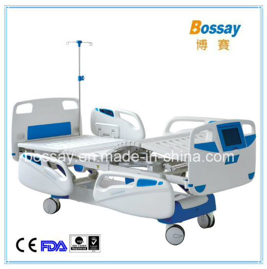 China Hospital Furniture Multifunction Electric Bed pictures & photos