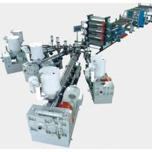 PP PE Stationery Foam Sheet Extrusion Line/ Chemical Plastic Foam Sheet Producing Machinery pictures & photos