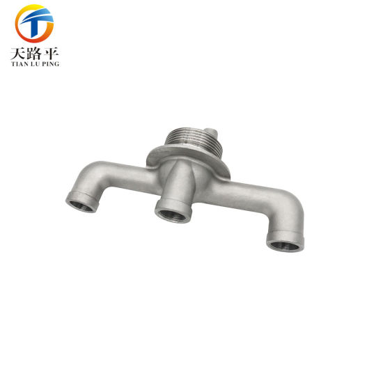 OEM Stainless Steel Casting Pipe Fittings pictures & photos