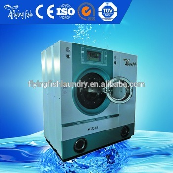 8kg Oil Dry Cleaning Machine pictures & photos
