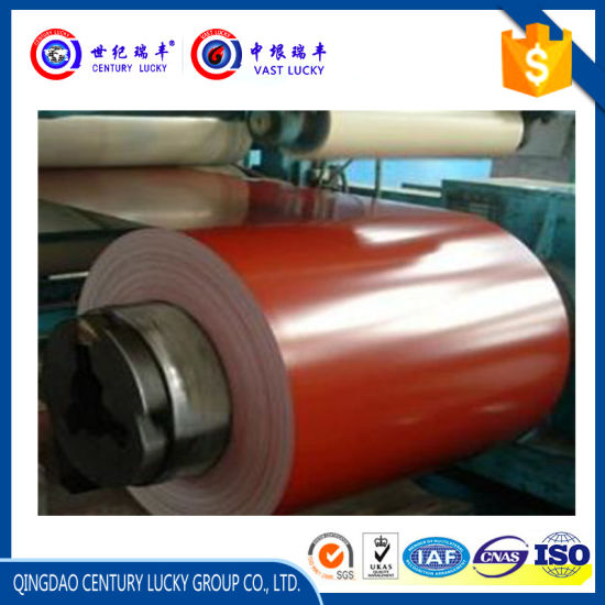 PPGI Color Coated Steel Coil with All The Ra pictures & photos
