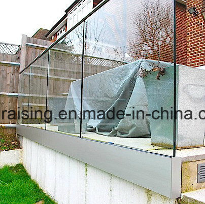 Aluminum Glass Channel (R6.9004.000) pictures & photos